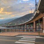AISC Award Grand Ave Bridge, Glenwood Springs, CO